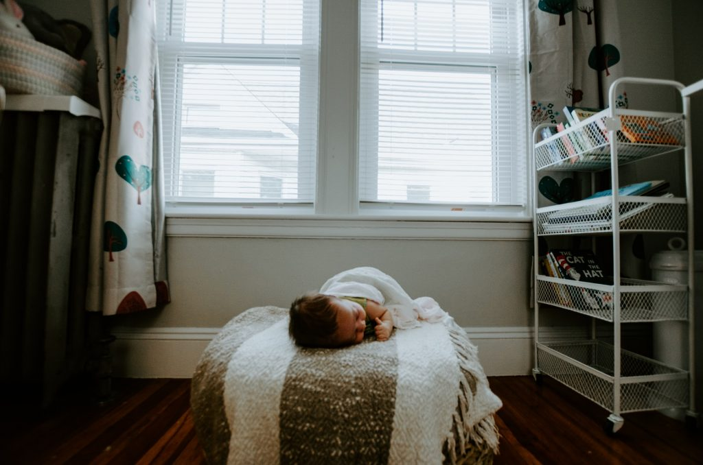 Nursery Blinds That Help with Daytime Naps